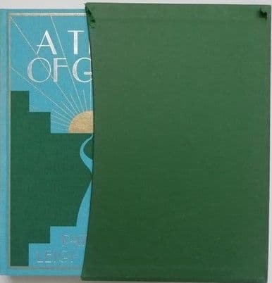 Patrick Leigh Fermor A TIME OF GIFTS Folio Society 1999