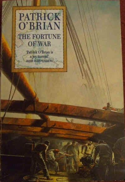 Patrick O'Brian THE FORTUNE OF WAR Paperback