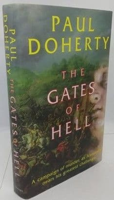 Paul Doherty THE GATES OF HELL First Edition Signed