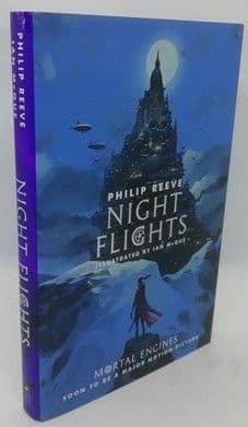 Philip Reeve NIGHT FLIGHTS First Edition Signed