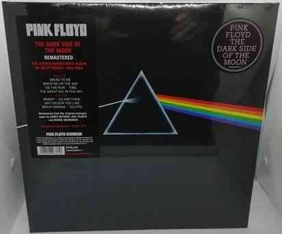 Pink Floyd DARK SIDE OF THE MOON Remastered Vinyl LP Sealed