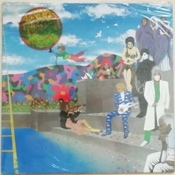 Prince and the Revolution AROUND THE WORLD IN A DAY Vinyl LP Sealed