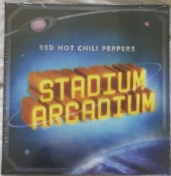 Red Hot Chili Peppers STADIUM ARCADIUM 4LP Box Set Sealed