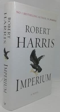 Robert Harris IMPERIUM First Edition Signed