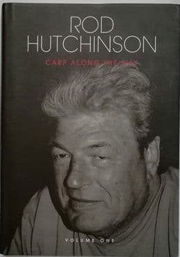 Rod Hutchinson CARP ALONG THE WAY First Edition Double Signed