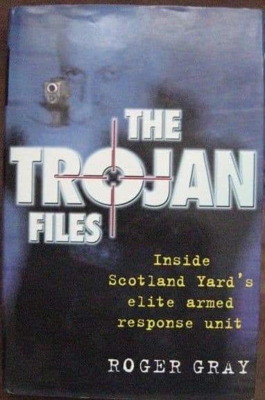 Roger Gray THE TROJAN FILES First Edition Signed