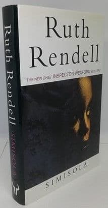 Ruth Rendell SIMISOLA First Edition Signed