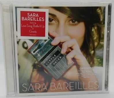 Sara Bareilles LITTLE VOICE Used CD