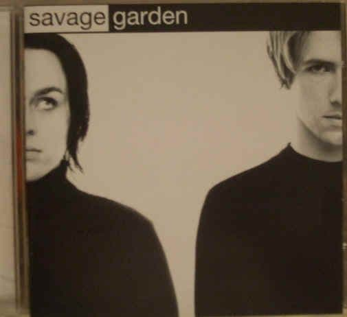 Savage Garden Self Titled CD