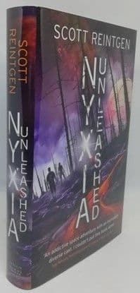 Scott Reintgen NYXIA UNLEASHED Signed Limited Edition