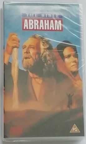 Sealed THE BIBLE ABRAHAM VHS Video Richard Harris
