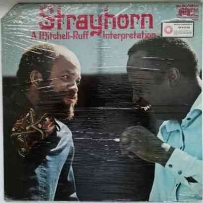 Strayhorn A MITCHELL-RUFF INTERPRETATION Vinyl LP Sealed