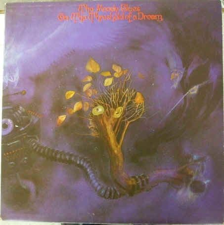 The Moody Blues ON THE THRESHOLD OF A DREAM Vinyl LP First Press Stereo