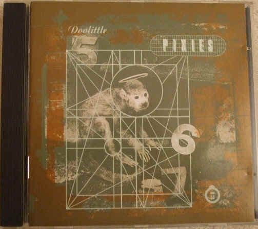 The Pixies DOOLITTLE 1989 CD