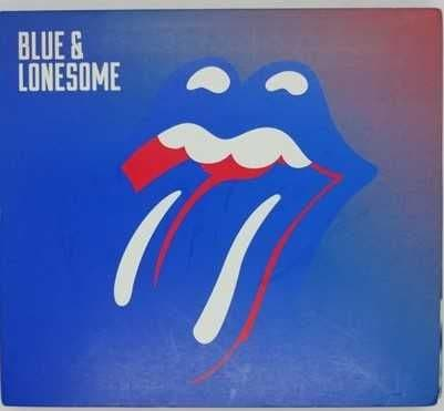 The Rolling Stones BLUE AND LONESOME CD