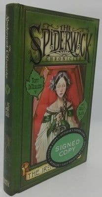 Tony Diterlizzi Holly Black THE IRONWOOD TREE First Edition Double Signed
