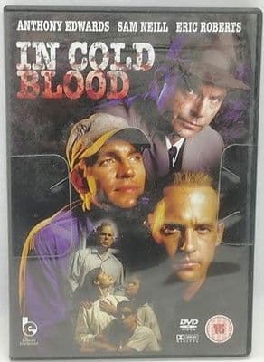 Truman Capote IN COLD BLOOD Mini Series Sealed DVD Woolworths