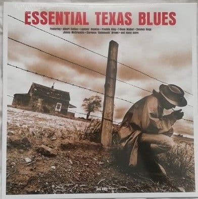 Various Artists ESSENTIAL TEXAS BLUES 180g Vinyl Sealed