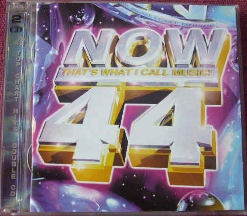 Various Artists NOW THAT'S WHAT I CALL MUSIC Volume 44 CD