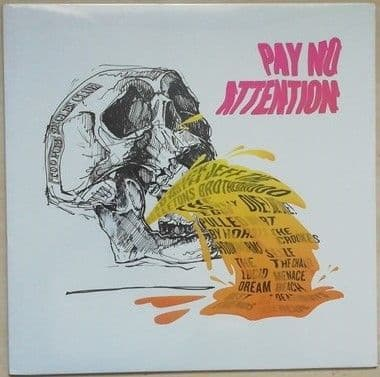 Various Artists PAY NO ATTENTION Vinyl LP Sealed