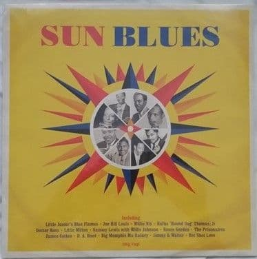 Various Artists SUN BLUES 180g Vinyl LP Sealed