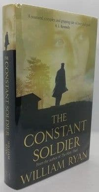 William Ryan THE CONSTANT SOLDIER First Edition Signed