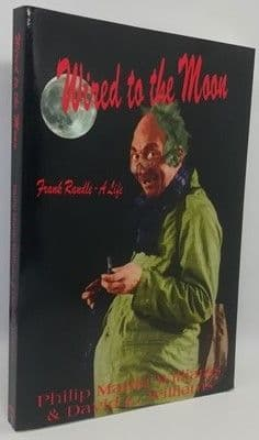 Williams WIRED TO THE MOON First Edition Double Signed