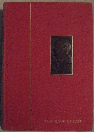 Winston Churchill THE SECOND WORLD WAR VOLUME 4 THE HINGE OF FATE Chartwell Edition