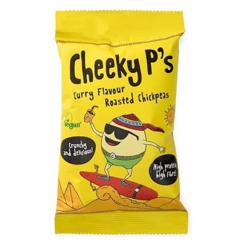 Cheeky P's - Curry