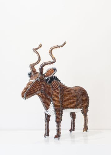 Gazelle - African Bead and Wire Craft