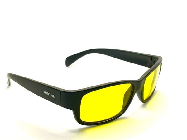 Double yellow larger adult frame