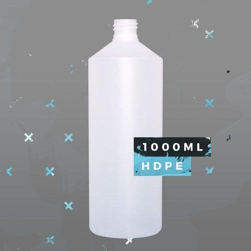 1000ml HDPE Bottle