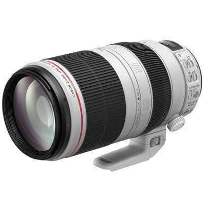 Canon EF 100-400mm f4.5-5.6 L IS II USM Lens
