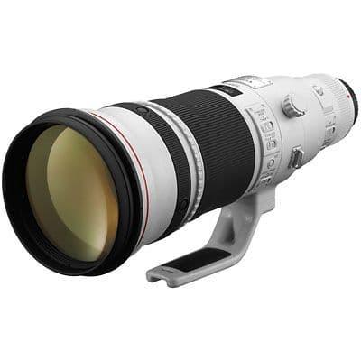Canon EF 500mm f4 L IS II USM Lens