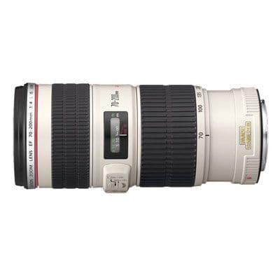 Canon EF 70-200mm f4 L IS USM Lens