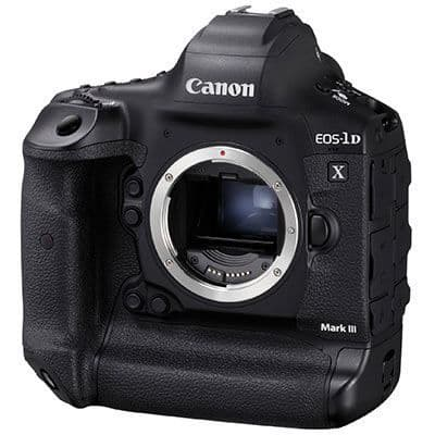 Canon EOS 1D X Mark III Digital SLR Camera Body