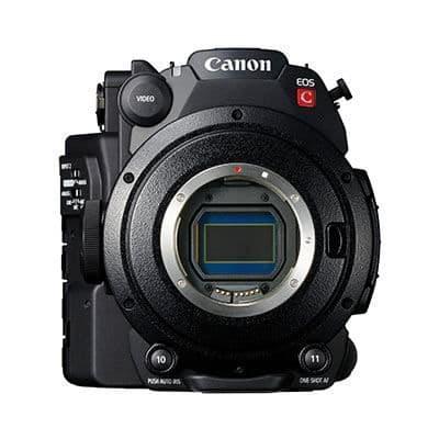 Canon EOS C200 4K Camcorder Body