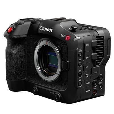 Canon EOS C70Cinema Camcorder