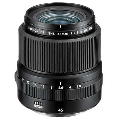 Fujifilm GF 45mm f2.8 R WR Lens