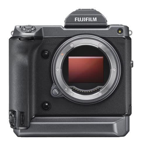 Fujifilm GFX 100 Medium Format Camera Body
