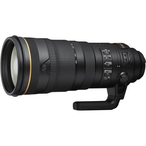 Nikon 120-300mm f2.8E AF-S FL ED SR VR Lens