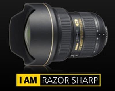 Nikon 14-24mm f/2.8G ED AF-S Lens