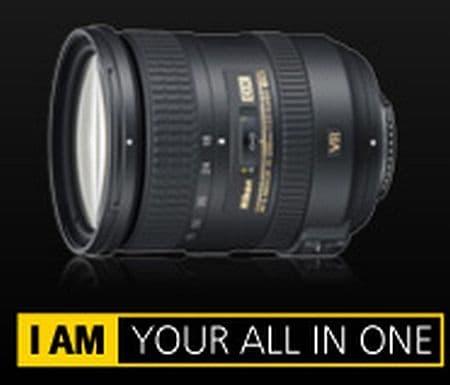 Nikon 18-200mm f/3.5-5.6 G ED-IF AF-S VR II DX Lens
