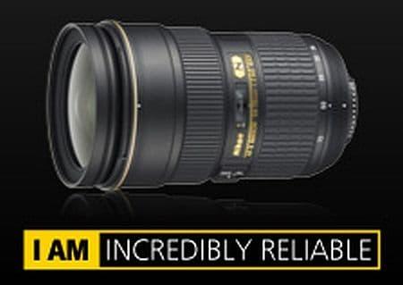 Nikon 24-70mm AF-S NIKKOR f/2.8G ED
