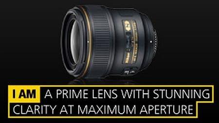 Nikon 35mm f1.4 G AF-S Nikkor Lens