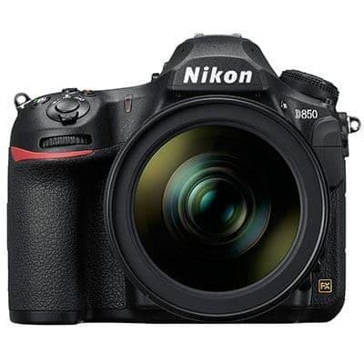 Nikon D850 Digital SLR Camera Body with 24-120mm VR Lens