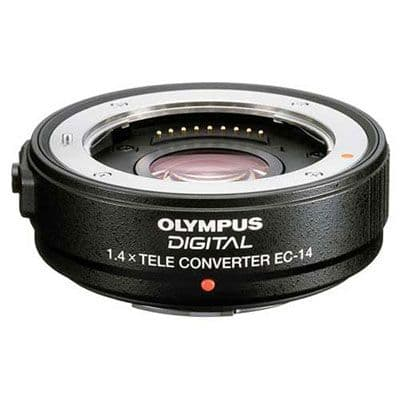 Olympus EC-14 Teleconverter x 1.4