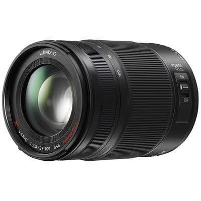 Panasonic 35-100mm f2.8 LUMIX G X VARIO POWER O.I.S. Micro Four Thirds Lens