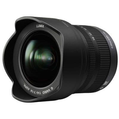Panasonic 7-14mm f4 Lumix G Vario Micro Four Thirds lens