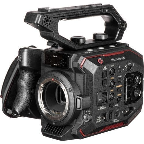Panasonic AU-EVA1 5.7K Compact Cinema Camera